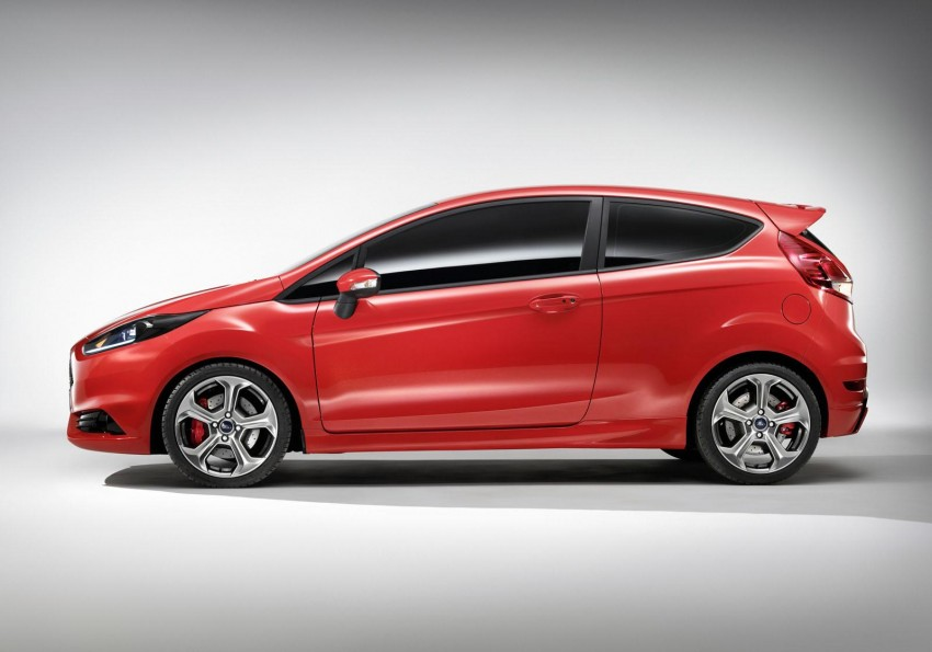 Frankfurt: Ford's Fiesta ST Concept takes centre stage Image #69206