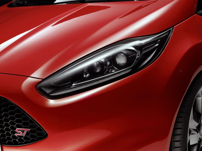 Frankfurt: Ford's Fiesta ST Concept takes centre stage Image #69209