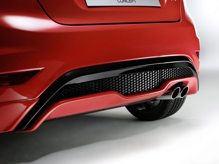 Frankfurt: Ford's Fiesta ST Concept takes centre stage Image #69210
