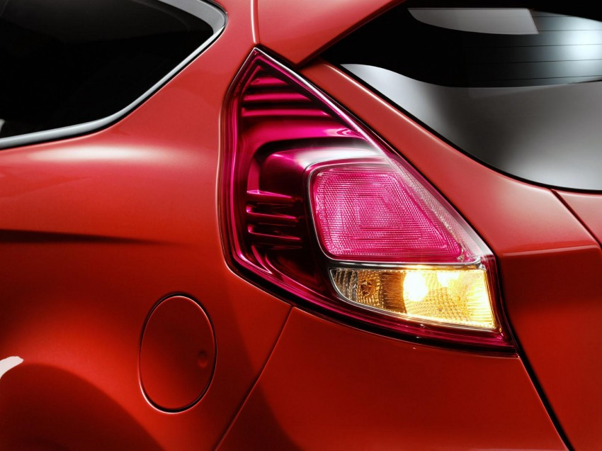 Frankfurt: Ford's Fiesta ST Concept takes centre stage Image #69199