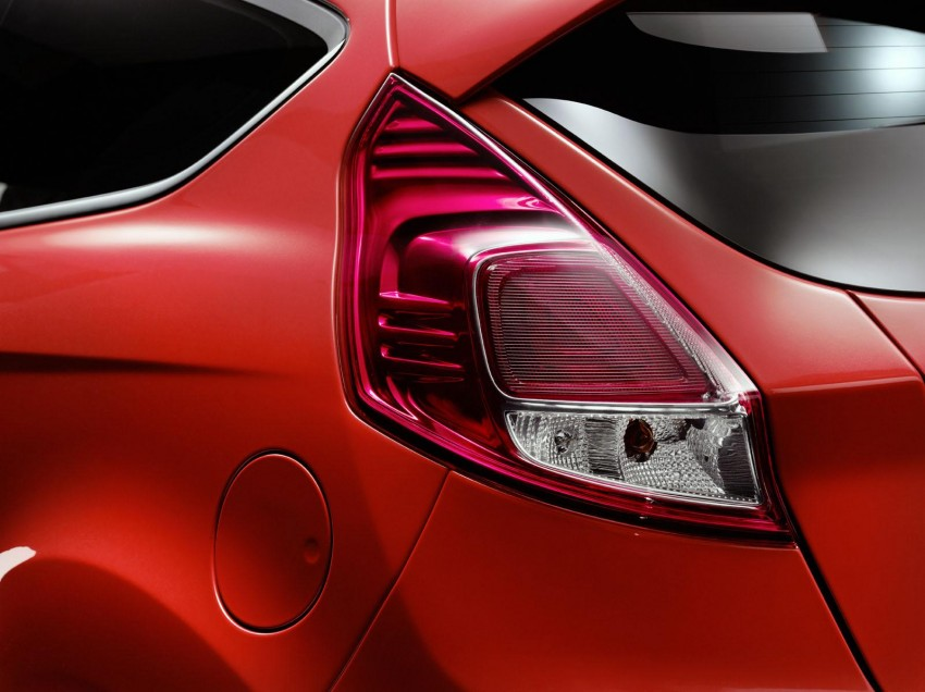 Frankfurt: Ford's Fiesta ST Concept takes centre stage Image #69200