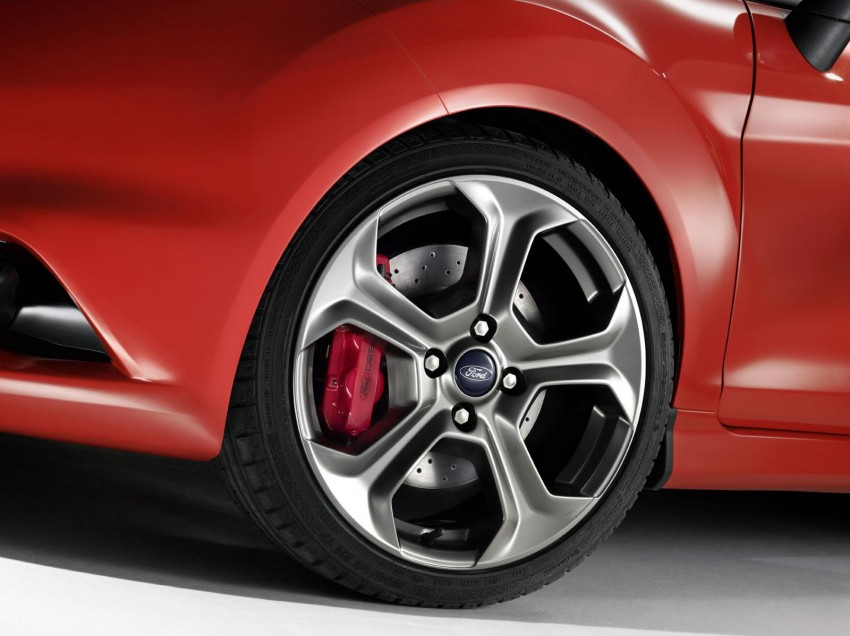 Frankfurt: Ford's Fiesta ST Concept takes centre stage Image #69204