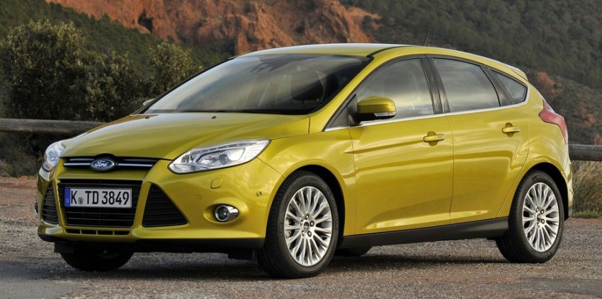 Thai production of new Ford Focus to start in mid 2012 Image #84099