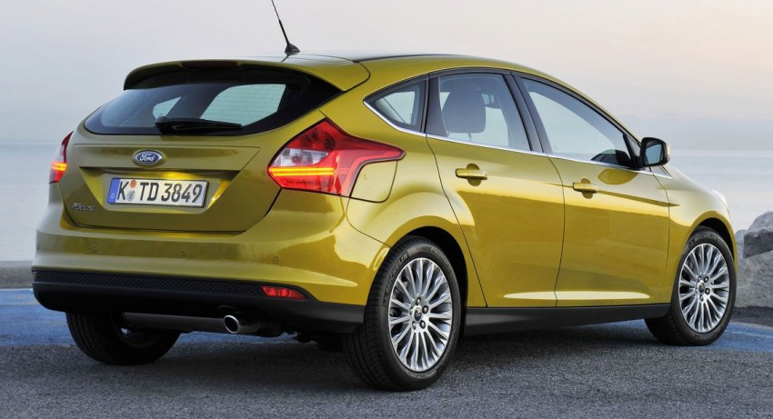 Thai production of new Ford Focus to start in mid 2012 Image #84098