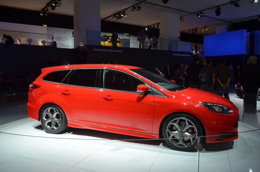 Frankfurt: Ford reveals the 2012 Focus ST and ST-R Image #69410