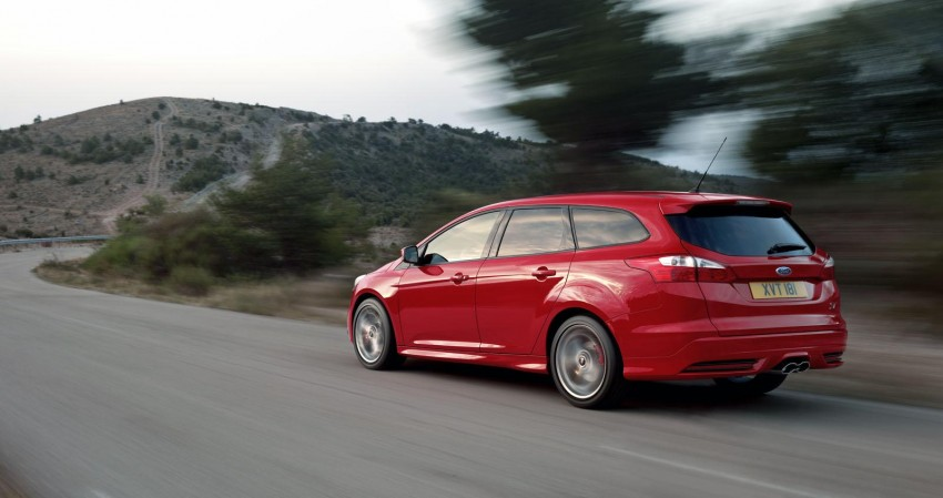 Frankfurt: Ford reveals the 2012 Focus ST and ST-R Image #68477