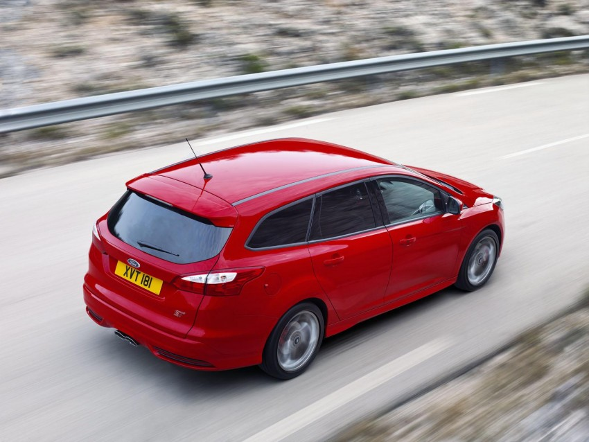 Frankfurt: Ford reveals the 2012 Focus ST and ST-R Image #68482