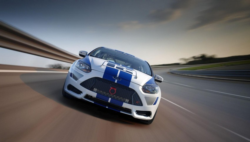 Frankfurt: Ford reveals the 2012 Focus ST and ST-R Image #68498