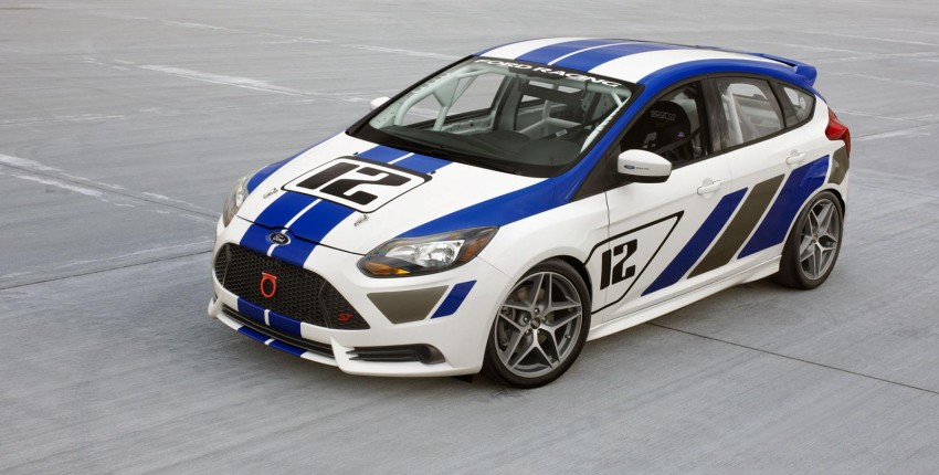 Frankfurt: Ford reveals the 2012 Focus ST and ST-R Image #68501