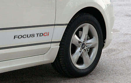 Ford Focus 2.0 Tdci Test