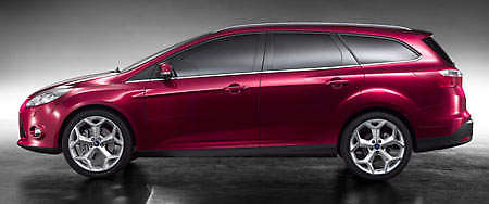 Ford Focus Wagon body joins hatch and sedan Image #23052