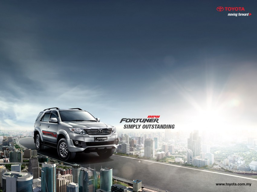 Toyota Hilux and Fortuner – 2.5L VNT D-4D intercooled engine 2012 MY versions coming, order books open Image #125079