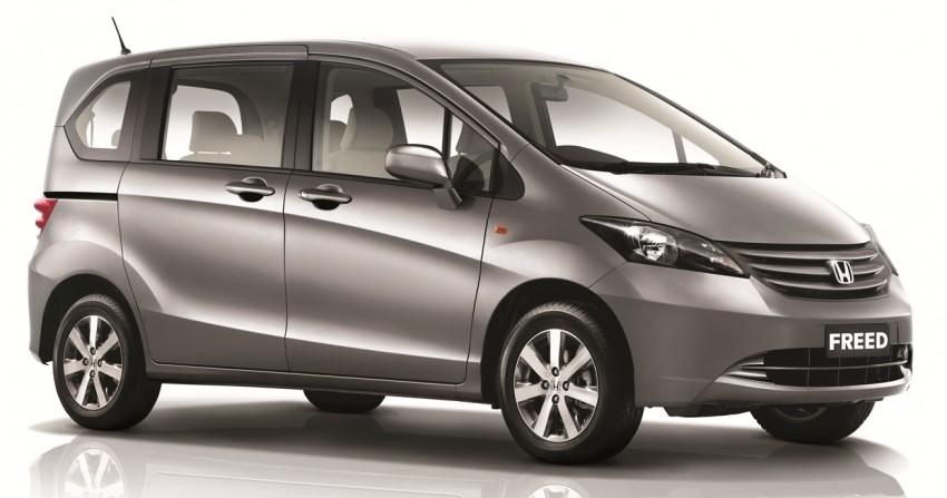 Honda Freed – new Grade S variant debuts, RM100k Image #116112