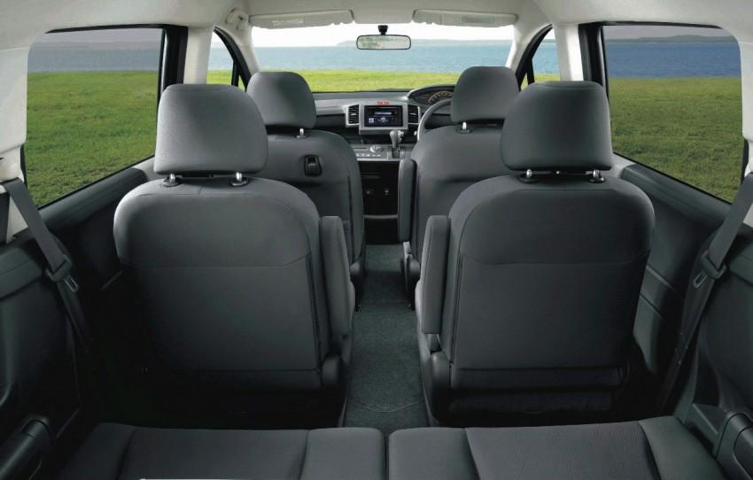 Honda Freed – new Grade S variant debuts, RM100k Image #116113