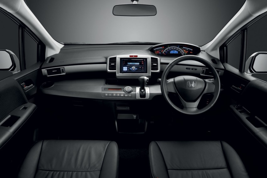 Honda Freed MPV facelifted – RM99,800 to RM113,500 Image #151849