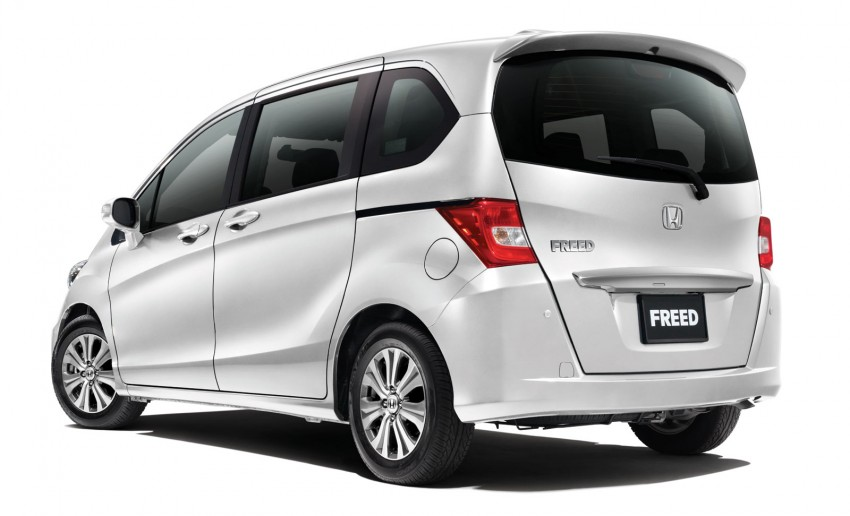 Honda Freed MPV facelifted – RM99,800 to RM113,500 Image #151850