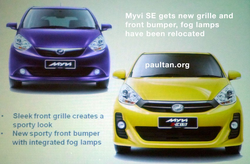 Perodua Myvi SE 1.5 and Extreme Launch and Test Drive Review Image #68848