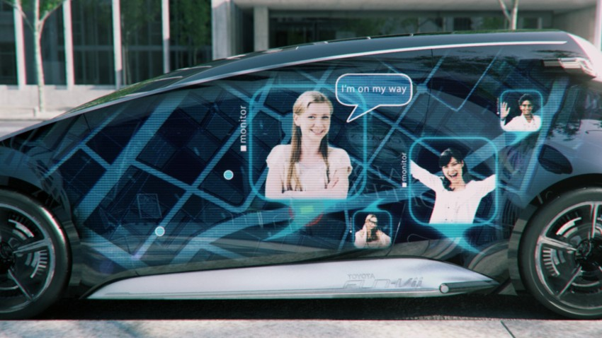 Tokyo 2011: Toyota shows off the Fun-Vii concept Image #78623