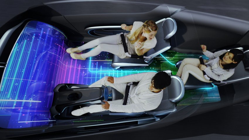 Tokyo 2011: Toyota shows off the Fun-Vii concept Image #78632