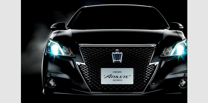 Toyota Crown – 14th-gen S210 makes its debut Image #147441
