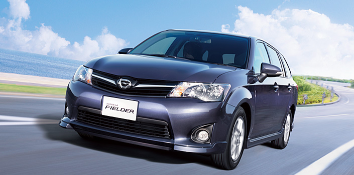 2012 Toyota Corolla Axio launched in Japan – does it preview the next generation Corolla Altis interior? Image #133809