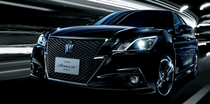 Toyota Crown – 14th-gen S210 makes its debut Image #147440