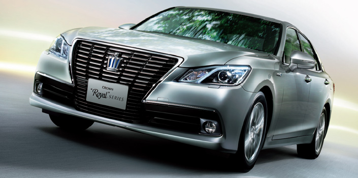 Toyota Crown – 14th-gen S210 makes its debut Image #147408