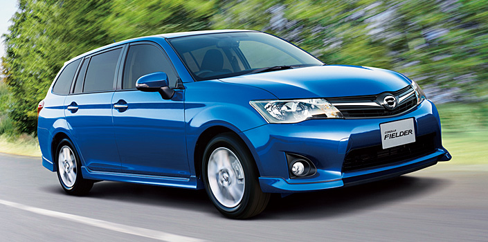 2012 Toyota Corolla Axio launched in Japan – does it preview the next generation Corolla Altis interior? Image #133806