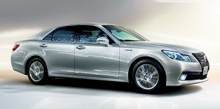 Toyota Crown – 14th-gen S210 makes its debut Image #147407