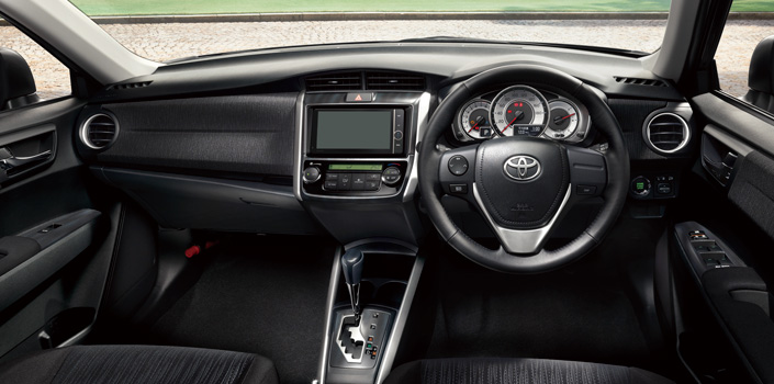 2012 Toyota Corolla Axio launched in Japan – does it preview the next generation Corolla Altis interior? Image #133804