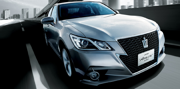 Toyota Crown – 14th-gen S210 makes its debut Image #147435
