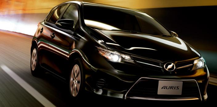 2013 Toyota Auris C-segment hatchback unveiled! Image #126152