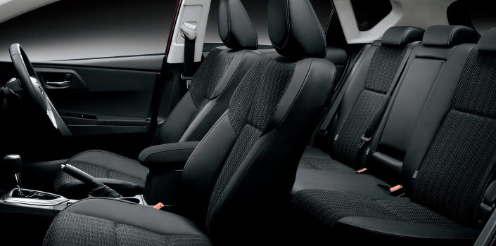 2013 Toyota Auris C-segment hatchback unveiled! Image #126148