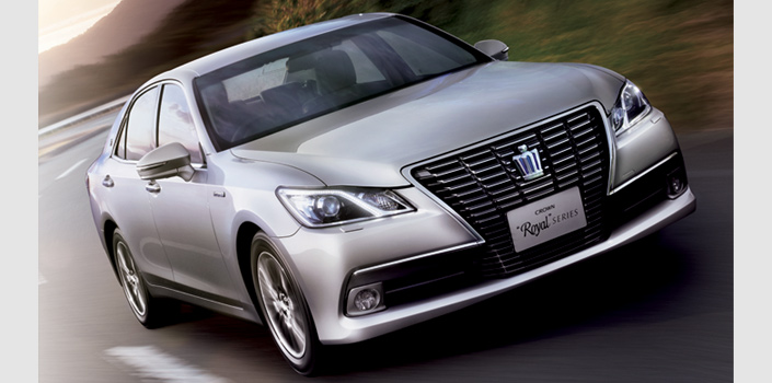 Toyota Crown – 14th-gen S210 makes its debut Image #147400