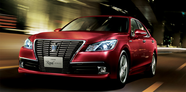Toyota Crown – 14th-gen S210 makes its debut Image #147398