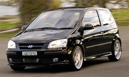 getztc hyundai getz turbo by hyundai australia. Black Bedroom Furniture Sets. Home Design Ideas
