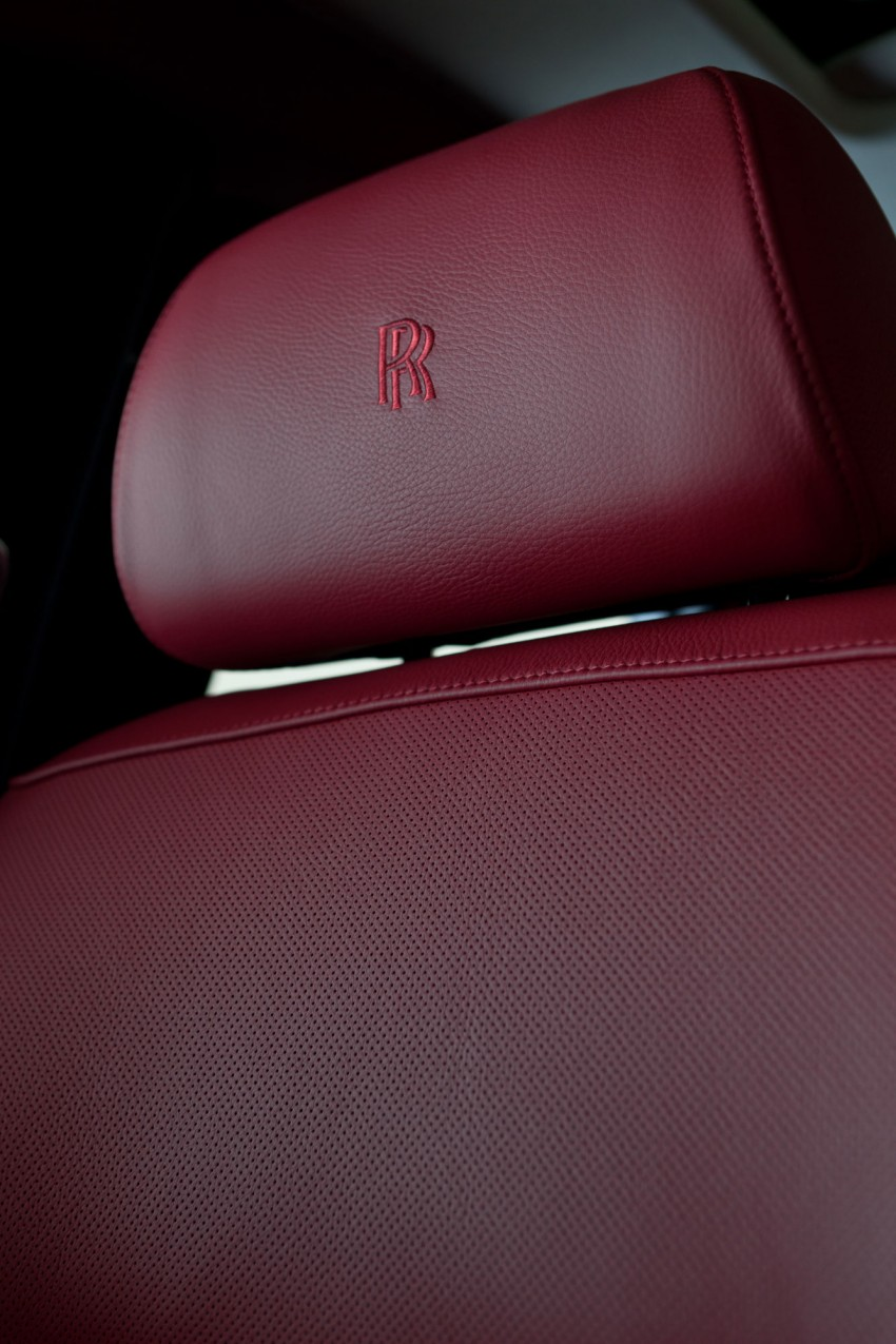 First two-tone Rolls-Royce Ghost EWB in Asia Pacific Image #112453