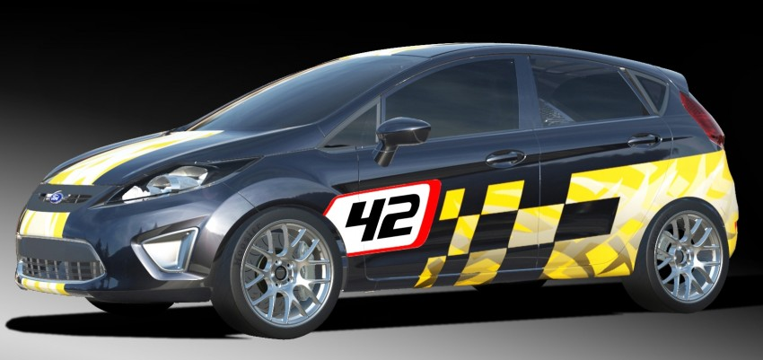 Ford Fiesta – a trio gets reworked for SEMA Image #75393
