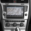 golf head unit 1