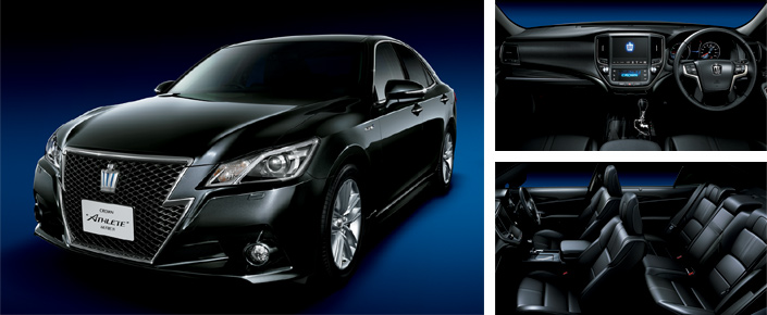 Toyota Crown – 14th-gen S210 makes its debut Image #147455