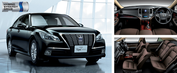 Toyota Crown – 14th-gen S210 makes its debut Image #147421