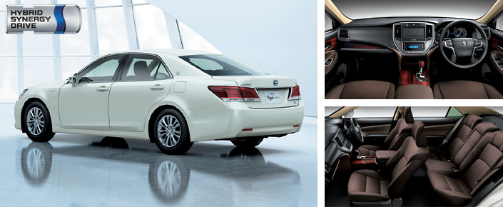 Toyota Crown – 14th-gen S210 makes its debut Image #147420