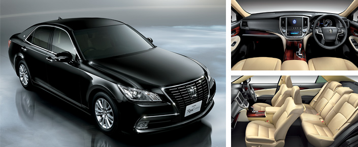 Toyota Crown – 14th-gen S210 makes its debut Image #147419