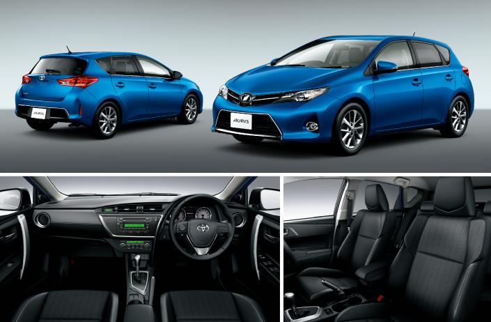 2013 Toyota Auris C-segment hatchback unveiled! Image #126130