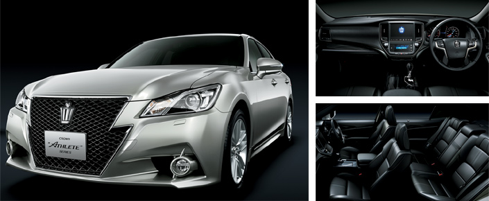 Toyota Crown – 14th-gen S210 makes its debut Image #147450