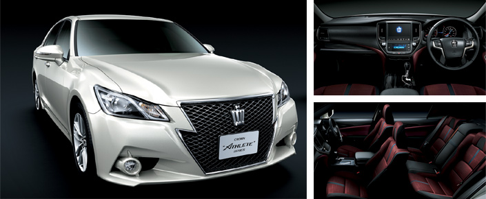 Toyota Crown – 14th-gen S210 makes its debut Image #147448