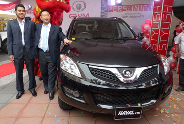 Great Wall Motor's 2012 exports up 42% so far Image #114489