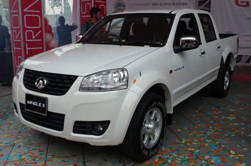 Great Wall Motor comes to Malaysia – Haval diesel SUV at RM120k, Wingle pick-up truck starts from RM59,888! Image #63951