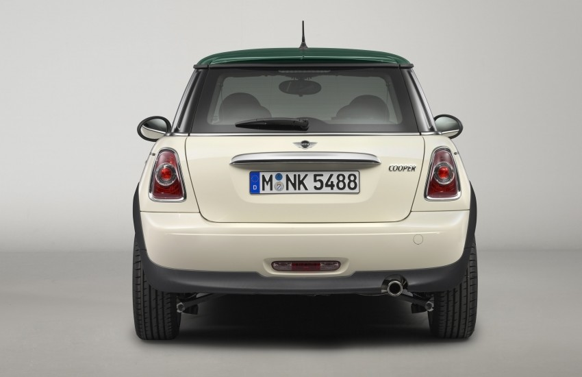 MINI introduces Hyde Park and Green Park design themes Image #101493
