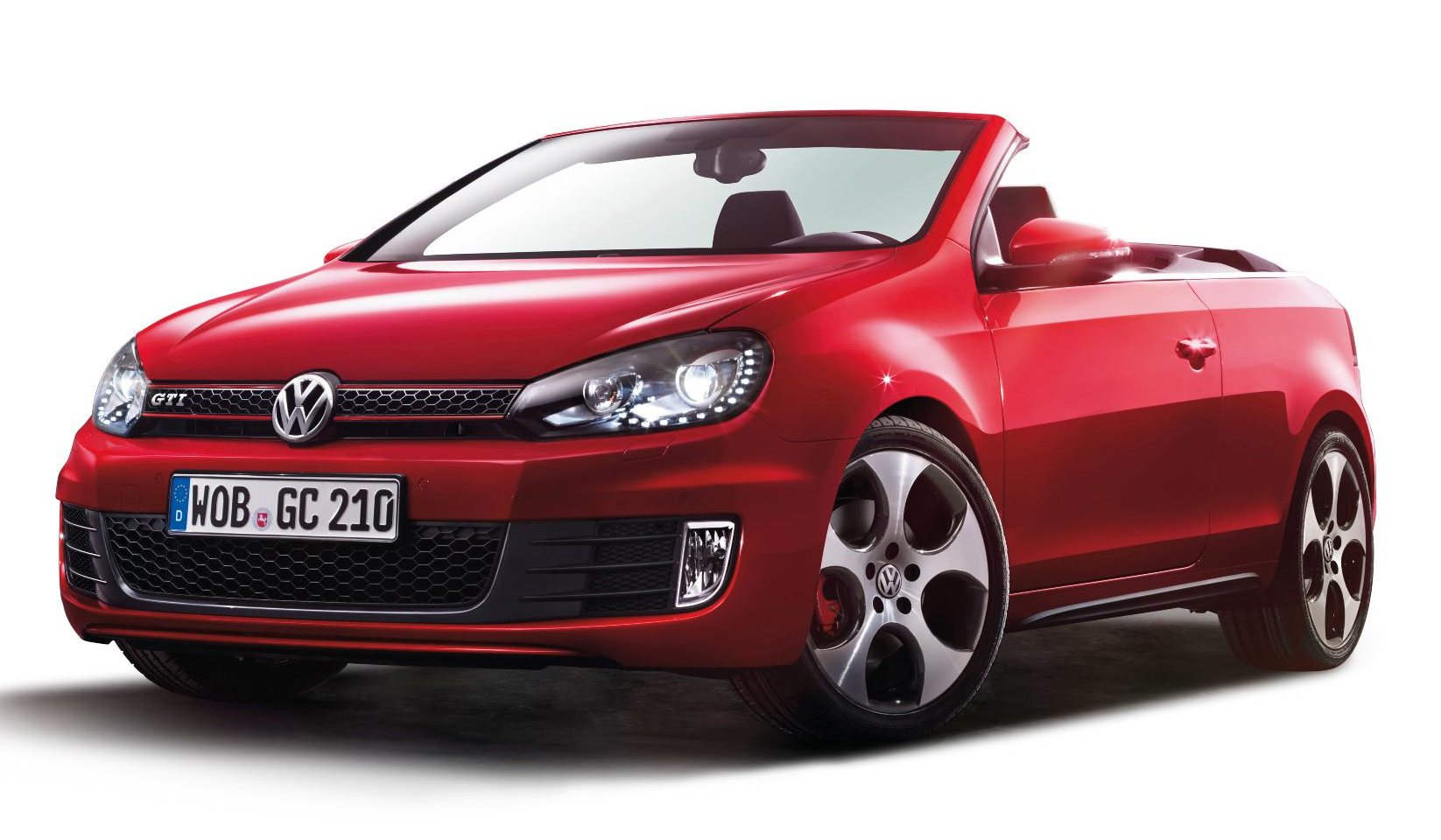 volkswagen golf gti cabriolet the mk6 goes topless. Black Bedroom Furniture Sets. Home Design Ideas